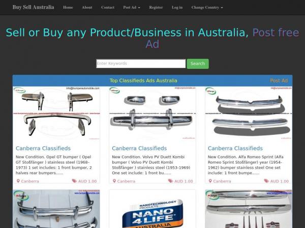 au.sellbuystuffs.com
