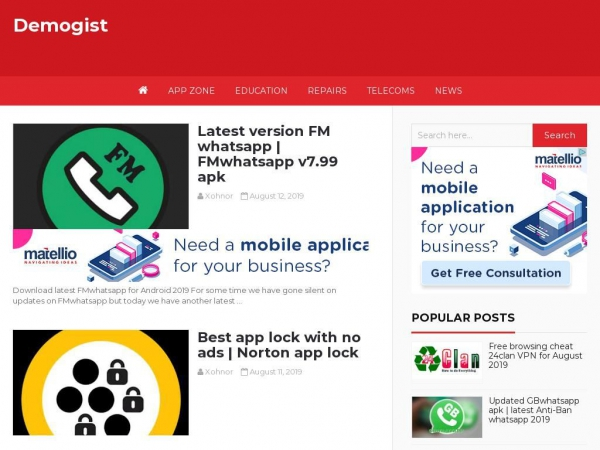 demogist.com