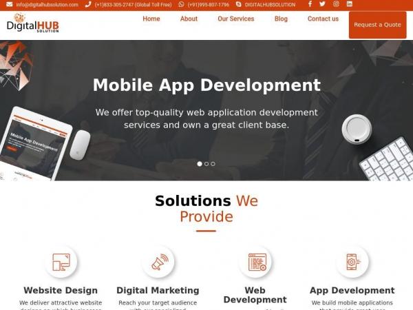 digitalhubsolution.com