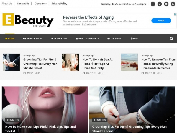 ebeautyfacts.com