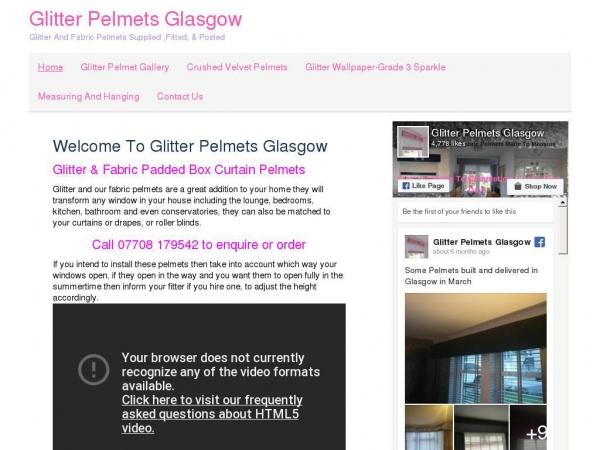 glitterpelmetsglasgow.co.uk