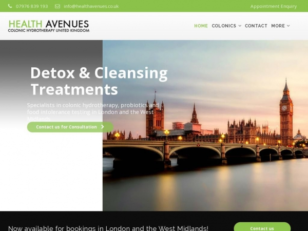 healthavenues.co.uk