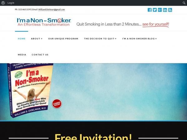 imanonsmoker.com