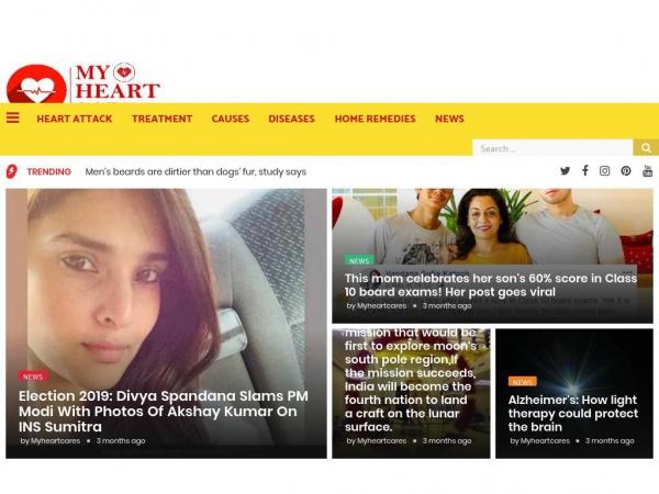 myheartcares.com
