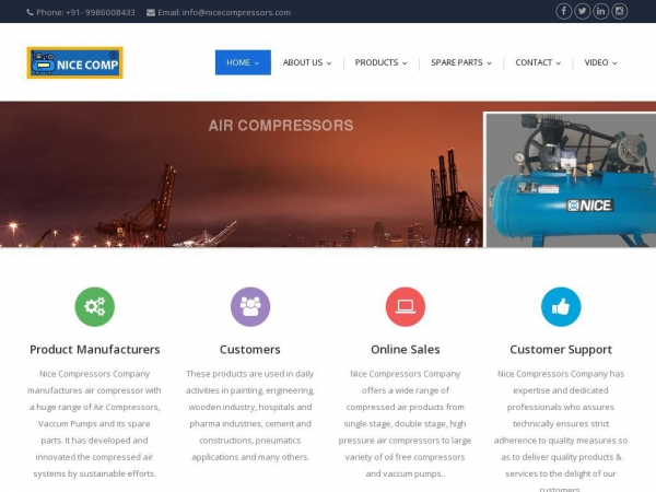 nicecompressors.com