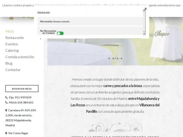 restaurantechapoo.com