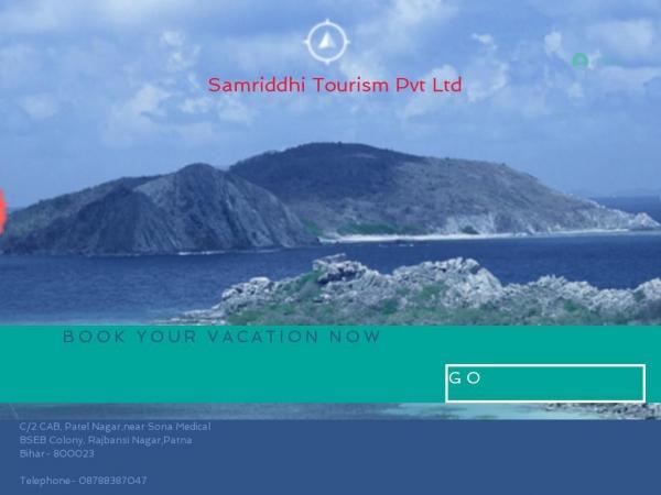 samriddhitourism.in