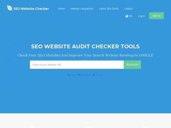 seowebchecker.com