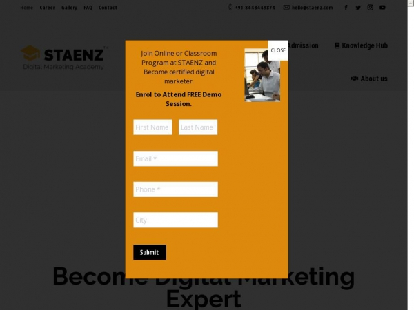 staenz.com