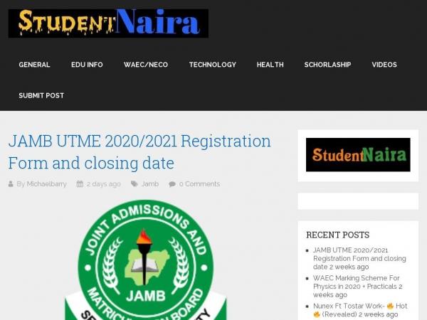 studentnaira.com.ng