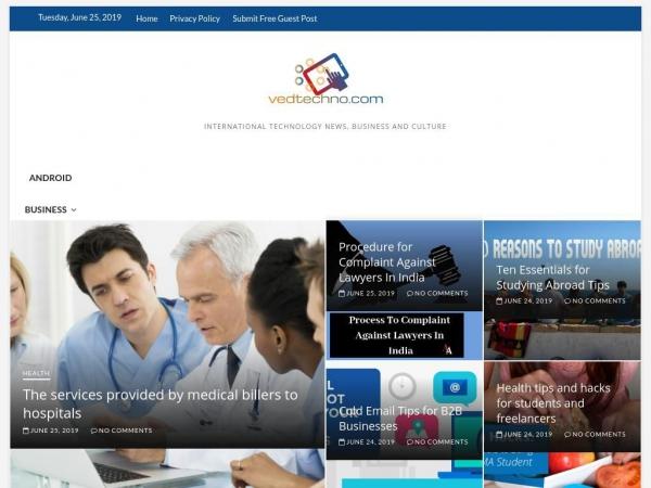 vedtechno.com