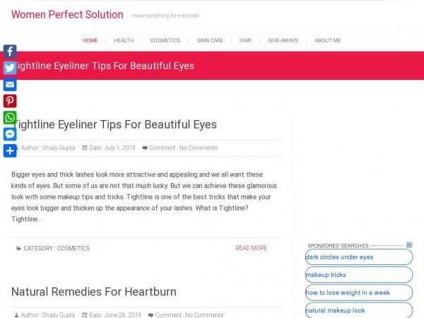 womenperfectsolution.com